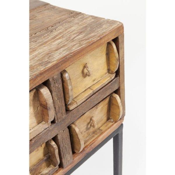 Kare Design Bastidon  75cm wandtafel 83488 - Lowik Meubelen