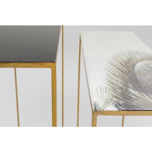 Kare Design Charme (2/Set) wandtafel 84866 - Lowik Meubelen