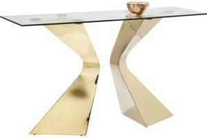 Kare Design Tafel Gloria Gold wandtafel 82379 - Lowik Meubelen