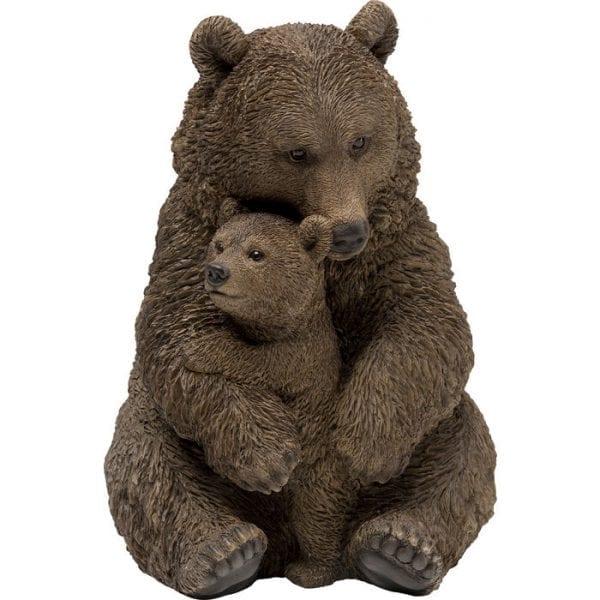 Kare Design Object Cuddle Bear Family 26cm deco 51930 - Lowik Meubelen