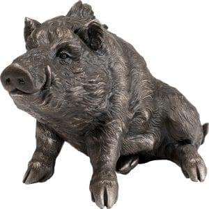 Kare Design Object Wild Boar Herbert deco 51945 - Lowik Meubelen