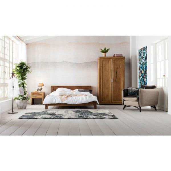 Kare Design Bed 160x200cm authentico 76552 - Lowik Meubelen