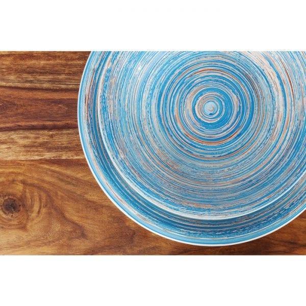 tafel Brooklyn Nature Tafel 160x80cm Kare Design tafels - 81429 - Lowik Meubelen