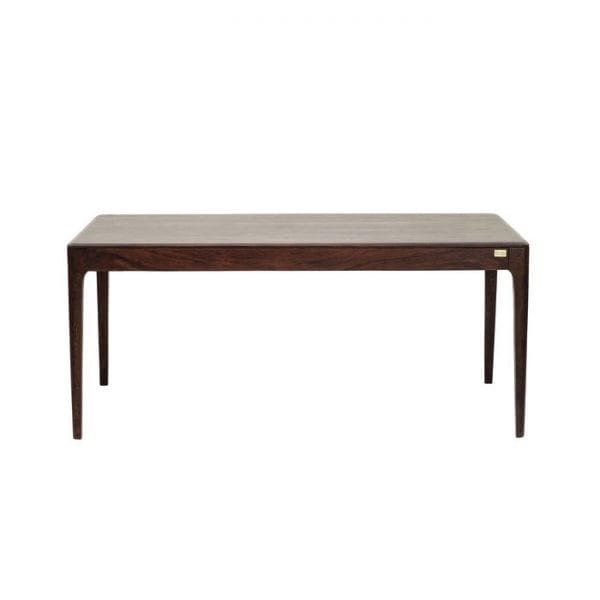 tafel Brooklyn Walnut Tafel 160x80cm Kare Design tafels - 81264 - Lowik Meubelen