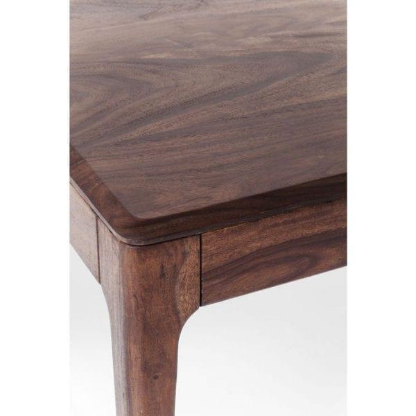 tafel Brooklyn Walnut Tafel 200x100cm Kare Design tafels - 81265 - Lowik Meubelen
