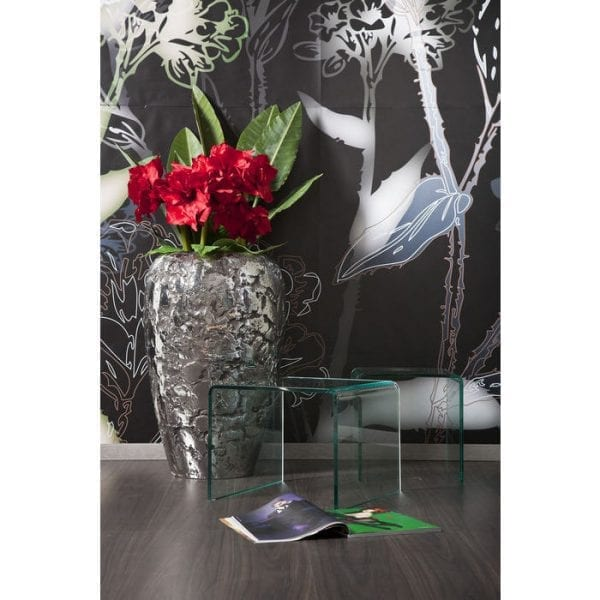 tafel Clear Club Nest Of 3 Tafels Kare Design tafels - 76718 - Lowik Meubelen