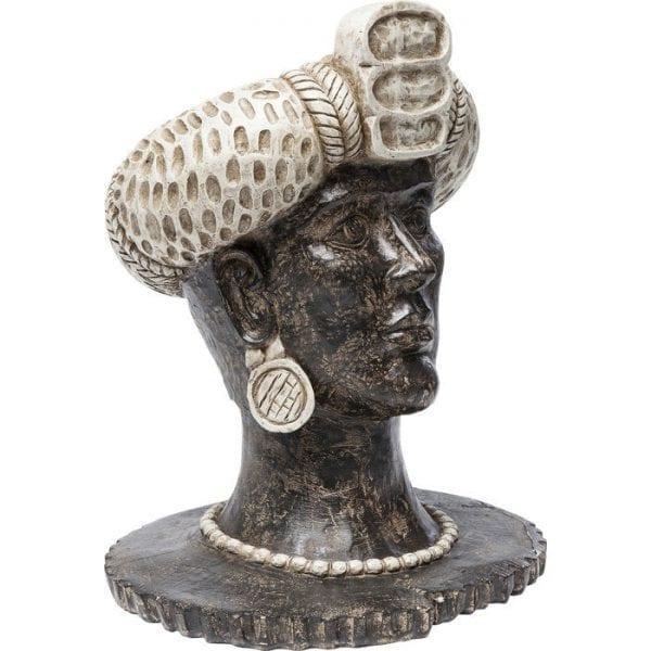 Kare Design African Queen 50cm object 66170 - Lowik Meubelen