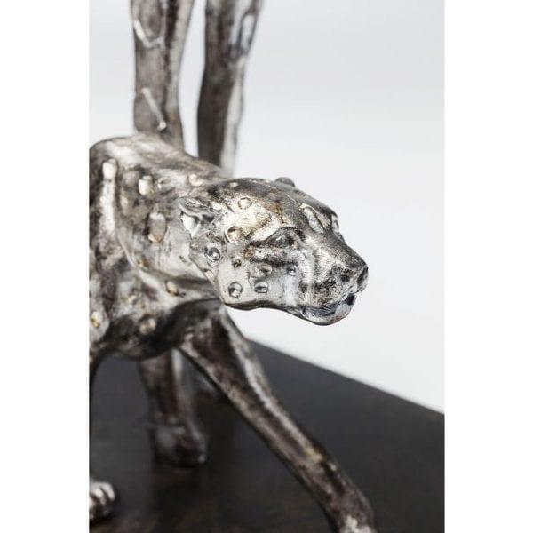 Deco Object Animal Journey 71cm 66041 Basis: vezelspaanderplaat van medium dichtheid (MDF) Gelakt, Object: Polyresin, Handgemaakt Kare Design