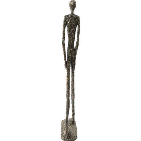 Deco Object Art Man 79cm 66036 Voorwerp: Polyresin, met de hand gemaakt Kare Design
