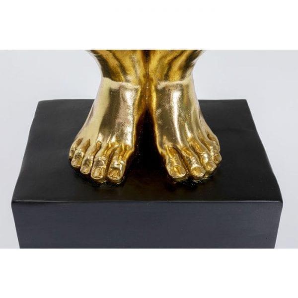 Kare Design Athlete XL Gold object 51524 - Lowik Meubelen
