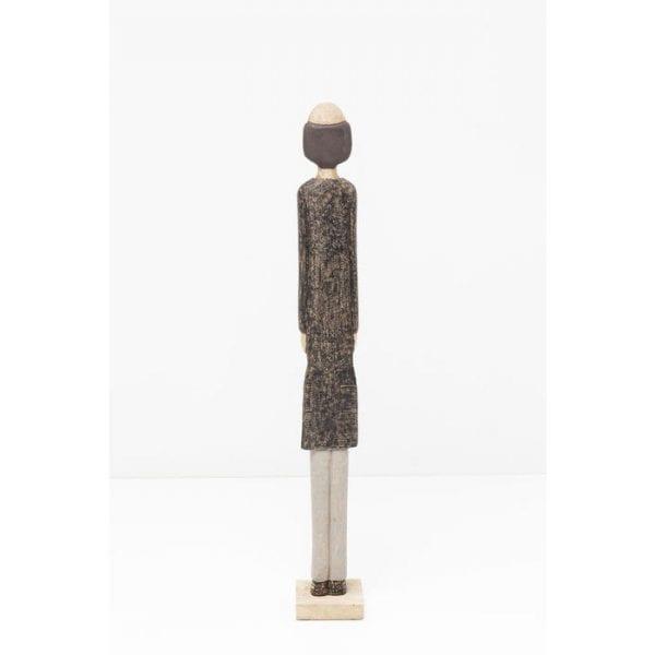 Deco Object Butler 63976 Mango massief hout gelakt, handgemaakt Kare Design