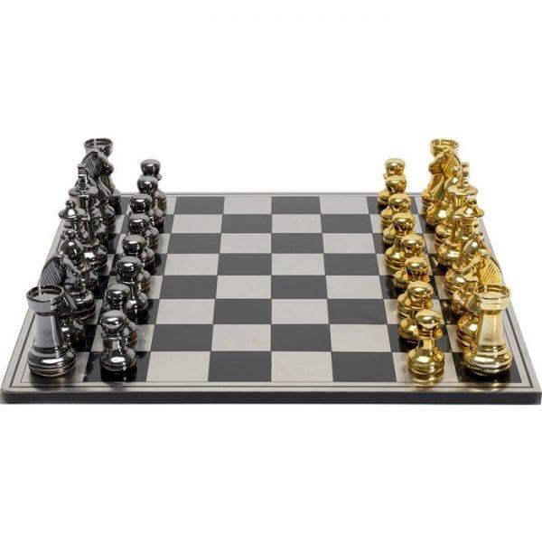 Kare Design Chess 60x60cm object 51529 - Lowik Meubelen