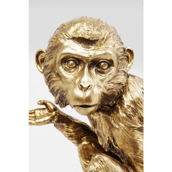 Kare Design Circus Monkey 109cm object 66039 - Lowik Meubelen