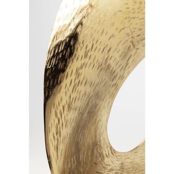 Deco Object Endless 61512 aluminium vernikkeld Kare Design