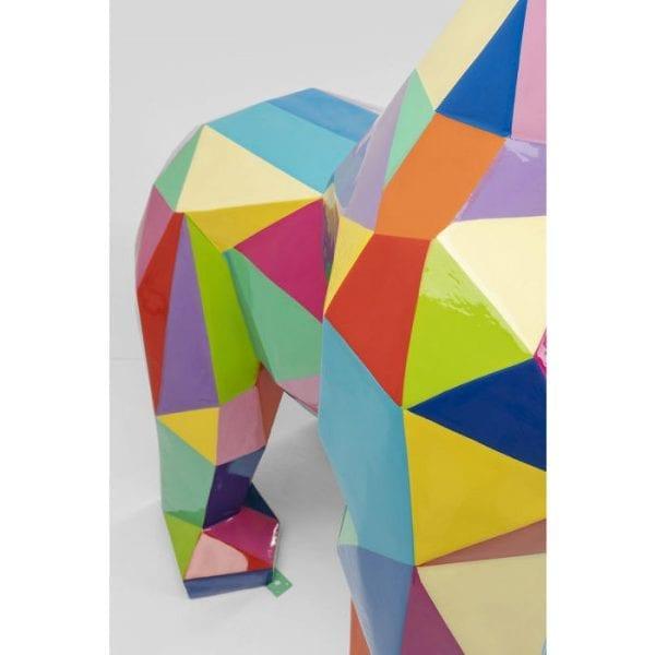 Kare Design Gorilla XL Motley object 51469 - Lowik Meubelen