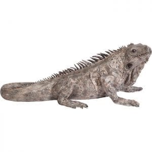 Deco Object Iguana 135cm 66040 Voorwerp: Polyresin, met de hand gemaakt Kare Design