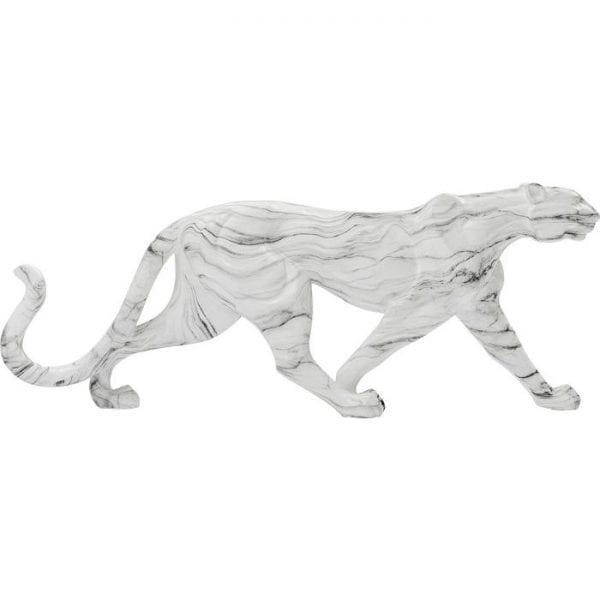Kare Design Leopard Marble 129cm object 51590 - Lowik Meubelen