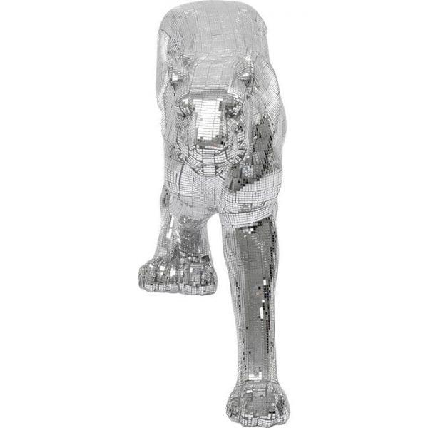 Kare Design Leopard Mosaic 129cm object 51591 - Lowik Meubelen