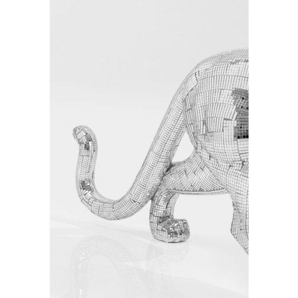 Kare Design Leopard Mosaic 95cm object 51589 - Lowik Meubelen
