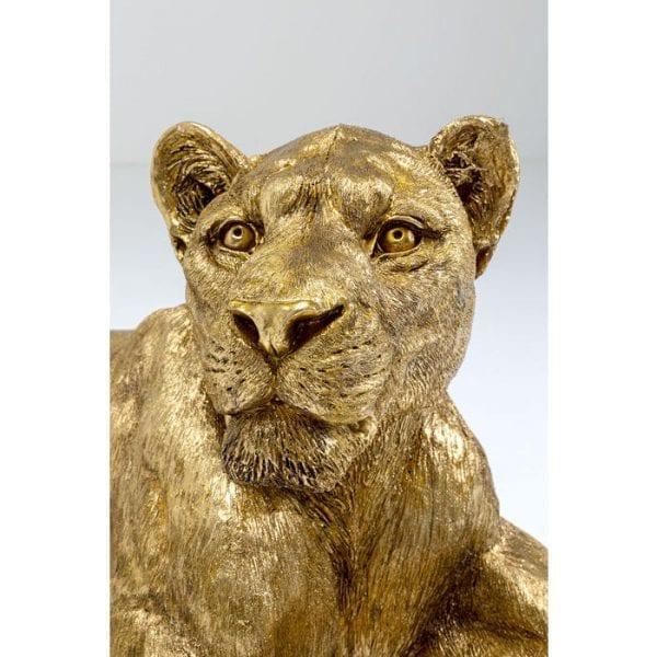 Kare Design Lion Gold object 51727 - Lowik Meubelen
