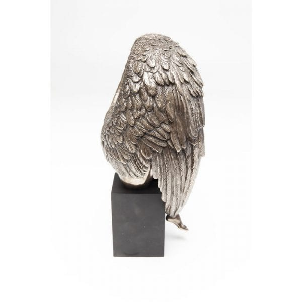Deco Object Nude Sad Angel Small 63895 Basis: vezelspaanderplaat van medium dichtheid (MDF) Gelakt, Object: Polyresin, Handgemaakt Kare Design