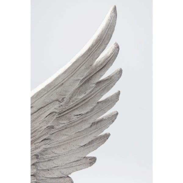 Deco object Pegasus 69162 Frame: staal gelakt, Object: Polyresin Kare Design
