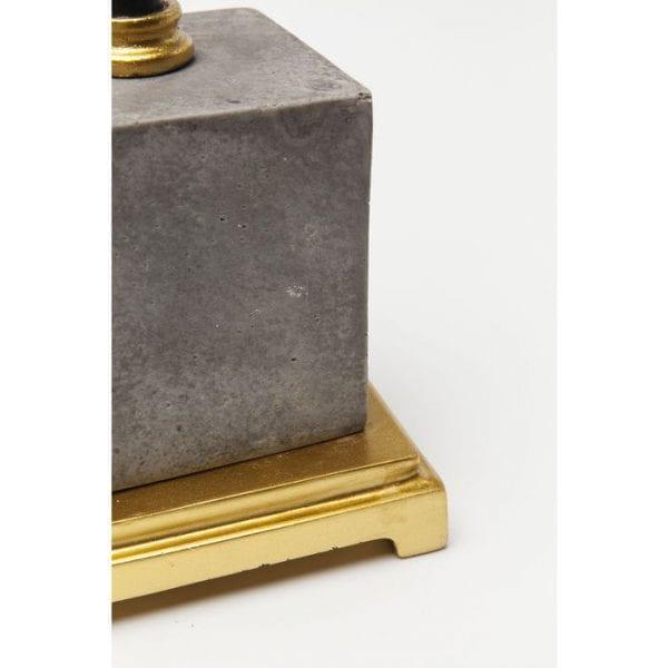 Deco Object Sea Horse 57cm 63909 Voorwerp: Polyresin, Base: Polyresin, Handgemaakt Kare Design