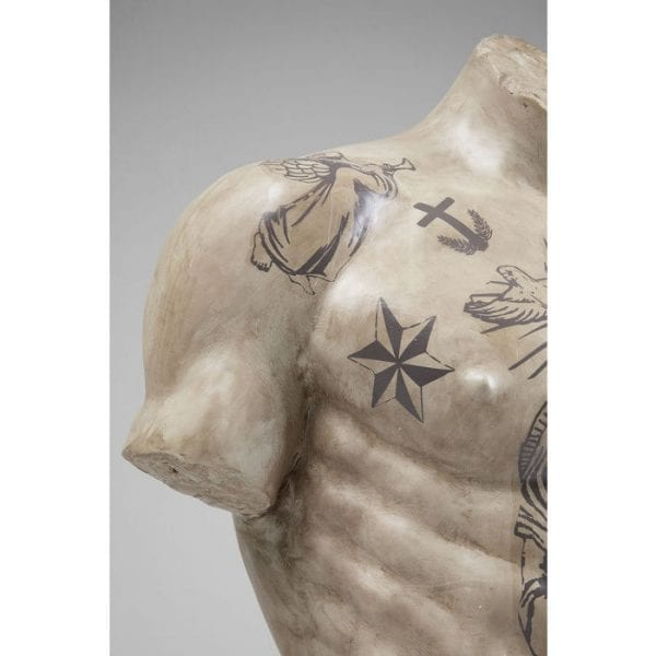 Kare Design Torso Tattoo object 51457 - Lowik Meubelen