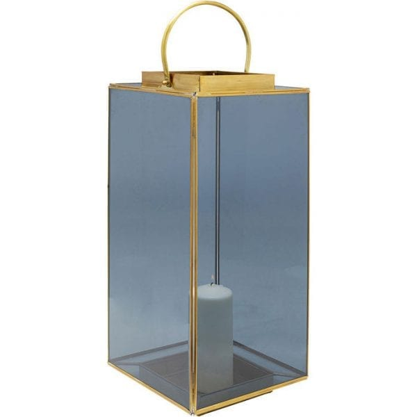 Kare Design Noir Big lantaarn 52003 - Lowik Meubelen