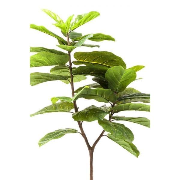 Deco Plant Leaf Tree 170cm 60717 Decoratieve plant: weinig onderhoud ..... Deze decoratieve plant heeft geen water of zonlicht nodig, maar hij ziet er echt stijlvol uit en zorgt voor coole combinaties. Perfect voor ongedwongen arrangementen in ongebruikte hoeken van de kamer en overal waar u uw wens om te versieren wilt uiten. Geeft een onmiddellijke boost van frisheid voor het interieur van uw huis. Andere versies ook beschikbaar. Kare Design