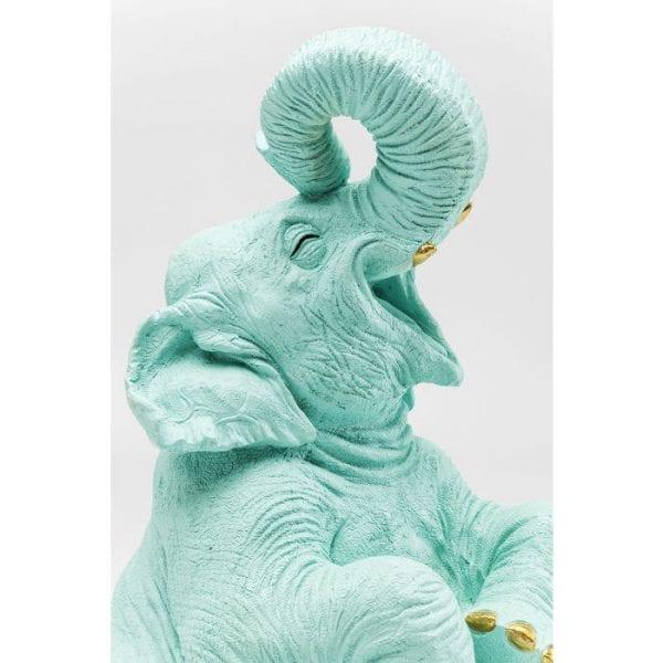 Geldkistje Happy Elephant 64608 polyresin Kare Design