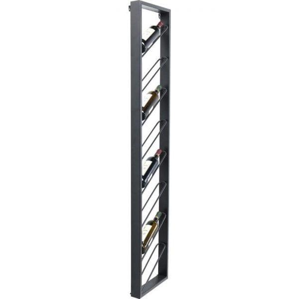 Kare Design Wandplank voor wijn Bistro Uno 160cm wall 84280 - Lowik Meubelen