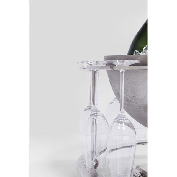 Kare Design Champagne Time ( 2-tlg.) wijnkoeler 61502 - Lowik Meubelen