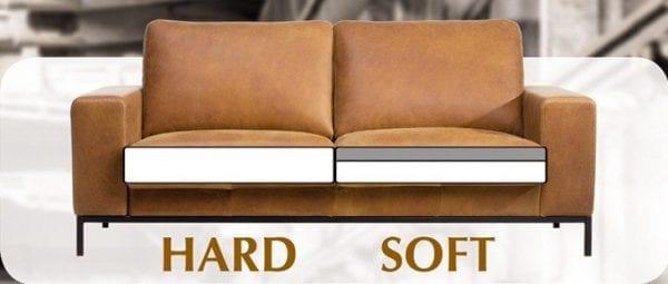 Winner hoekbank, naar wens samen te stellen bank, bankstel of fauteuil