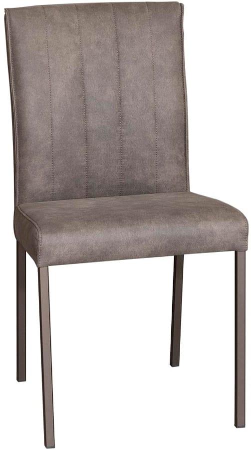 Allegra stoel van der Drift - stof Cowboy stone