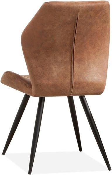 Tesla eetkamerstoel, retro design stoel van Maxfurn