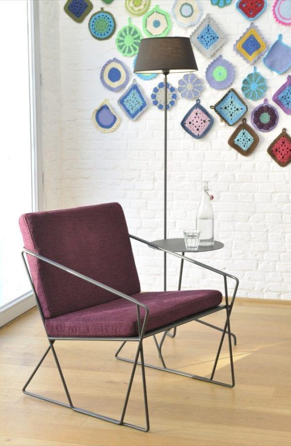 Moome AUDE fauteuil - design meubels - Indera - designer Karlien Imants