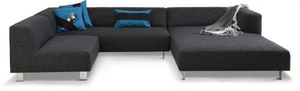 Moome MIT hoekbank - design meubels - Indera - designer Studio Segers