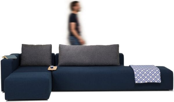 Moome CAMU ELEMENTEN BANK - design meubels - Indera - designer Roel Vandebeek