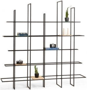 Frames wandrek en roomdivider - design by Moome