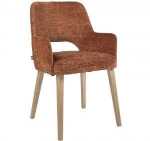 Buco armstoel van PMP - Nix Design, schitterende eetkamerstoel met een geweldig comfort en design!