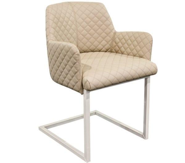 Calsi armstoel van PMP - Nix Design, schitterende eetkamerstoel met een geweldig comfort en design!