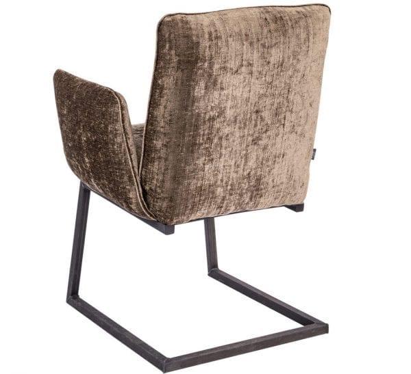Lee armstoel van PMP - Nix Design, schitterende eetkamerstoel met een geweldig comfort en design!