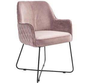 Lizzy eestoel van PMP - Nix Design, schitterende eetkamerstoel met een geweldig comfort en design!