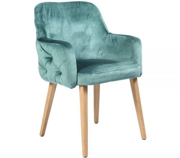 Nudos armstoel van PMP - Nix Design, schitterende eetkamerstoel met een geweldig comfort en design!