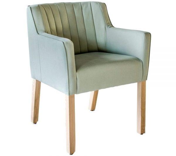 Rex armstoel van PMP - Nix Design, schitterende eetkamerstoel met een geweldig comfort en design!