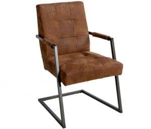 Sergio armstoel van PMP - Nix Design, schitterende eetkamerstoel met een geweldig comfort en design!