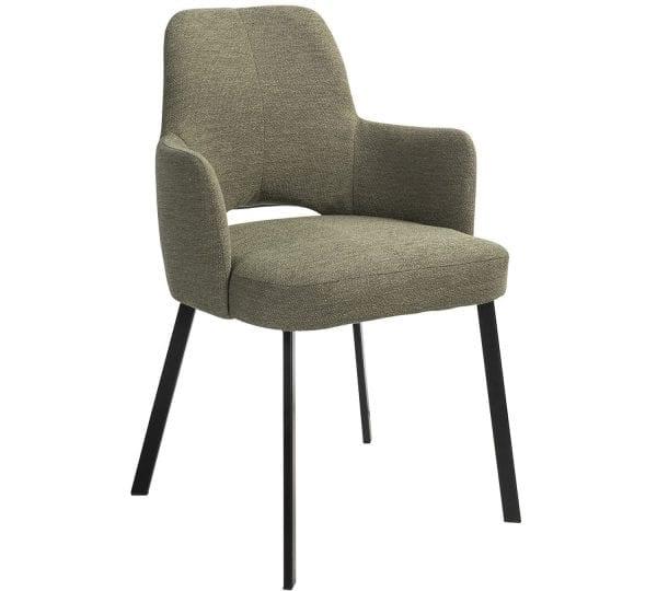 Shelby armstoel van PMP - Nix Design, schitterende eetkamerstoel met een geweldig comfort en design!