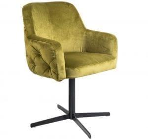 Tina armstoel van PMP - Nix Design, schitterende eetkamerstoel met een geweldig comfort en design!