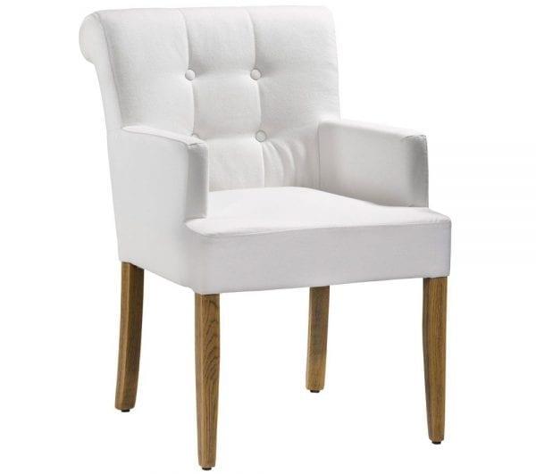 Tours armstoel van PMP - Nix Design, schitterende eetkamerstoel met een geweldig comfort en design!